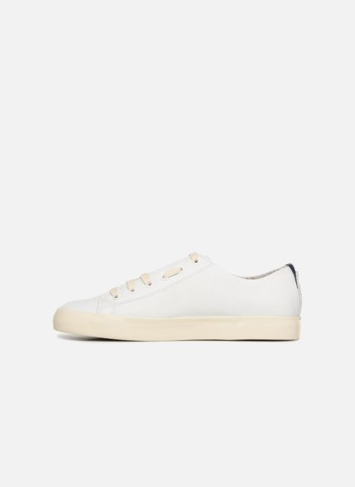 Sneakers Tommy Hilfiger Unlined Wit voorkant