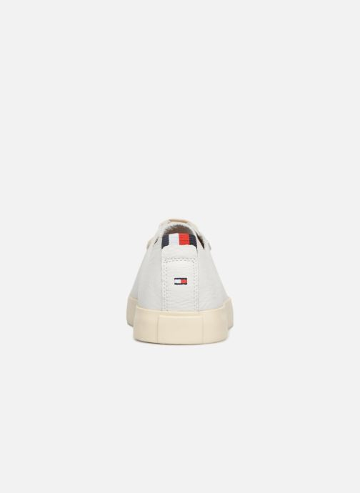 Sneakers Tommy Hilfiger Unlined Wit rechts