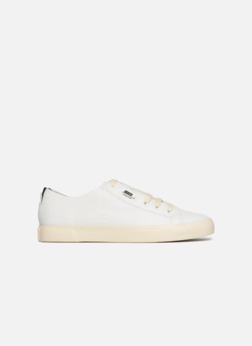 Sneakers Tommy Hilfiger Unlined Wit achterkant