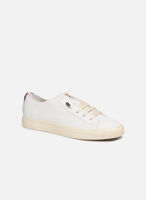 Sneakers Tommy Hilfiger Unlined Wit detail