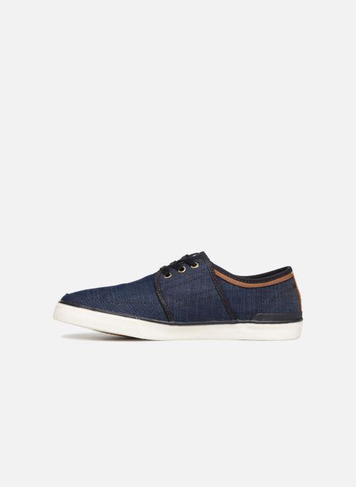 Sneaker Tommy Hilfiger Core Seasonal Textile Sneaker blau ansicht von vorne