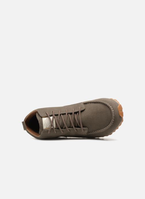Sport shoes HAGLOFS Björbo Proof Eco Men Brown view from the left