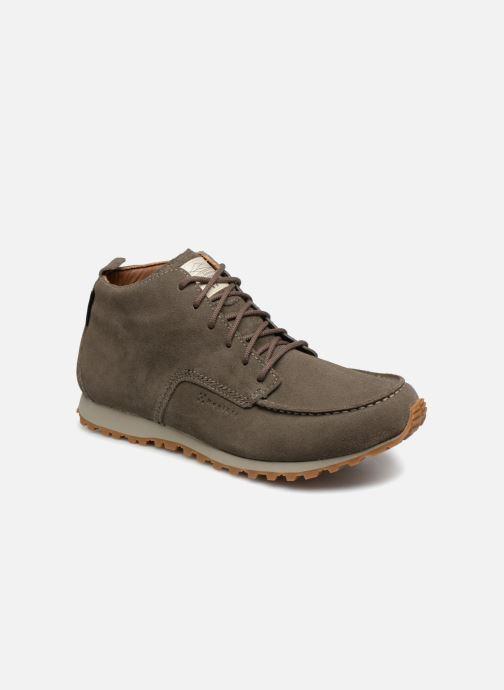 Sportssko HAGLOFS Björbo Proof Eco Men Brun detaljeret billede af skoene