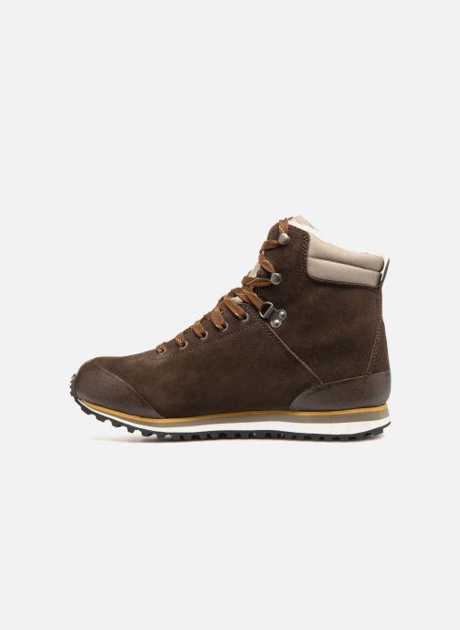 Zapatillas de deporte HAGLOFS Grevbo Proof Eco Men Marrón vista de frente