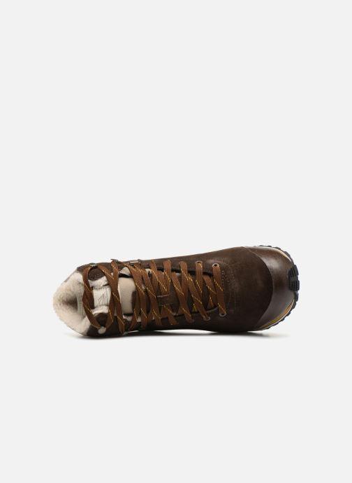 Chaussures de sport HAGLOFS Grevbo Proof Eco Men Marron vue gauche