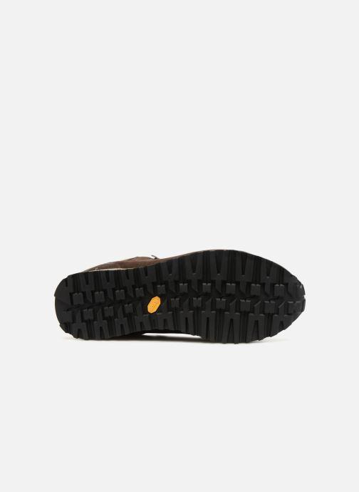 Zapatillas de deporte HAGLOFS Grevbo Proof Eco Men Marrón vista de arriba