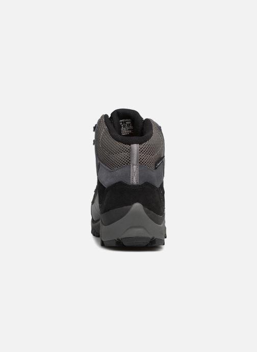 Chaussures de sport HAGLOFS Skuta Mid Proof Eco Men Noir vue droite