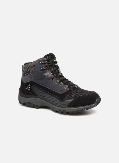 Chaussures de sport HAGLOFS Skuta Mid Proof Eco Men Noir vue détail/paire