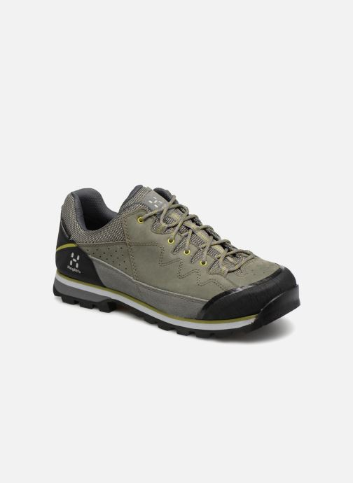 Chaussures de sport HAGLOFS Vertigo Proof Eco Men Vert vue détail/paire