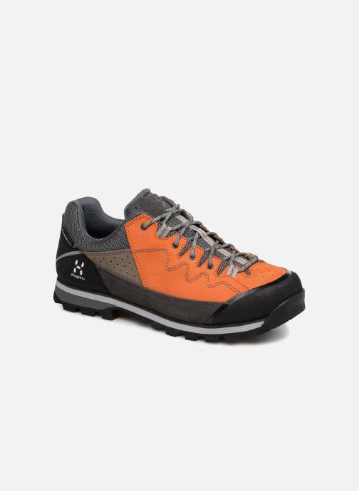 Chaussures de sport HAGLOFS Vertigo Proof Eco Men Orange vue détail/paire