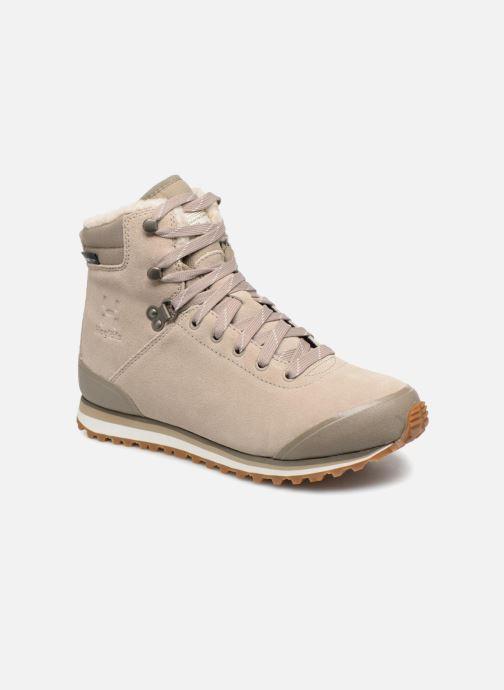 Chaussures de sport HAGLOFS Grevbo Proof Eco Women Beige vue détail/paire