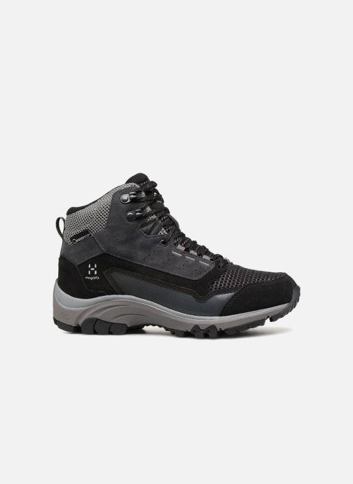 Chaussures de sport HAGLOFS Skuta Mid Proof Eco Women Noir vue derrière