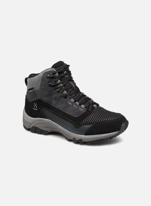 Chaussures de sport HAGLOFS Skuta Mid Proof Eco Women Noir vue détail/paire