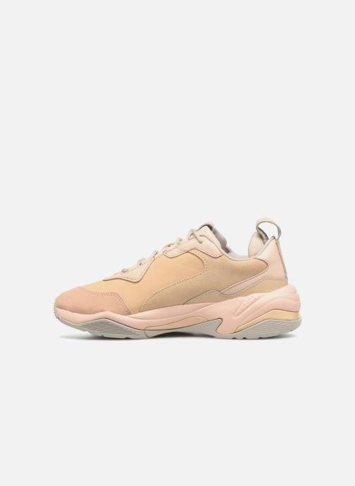Sneakers Puma Thunder Desert W Beige voorkant