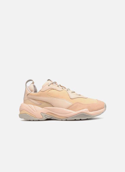 Sneakers Puma Thunder Desert W Beige achterkant