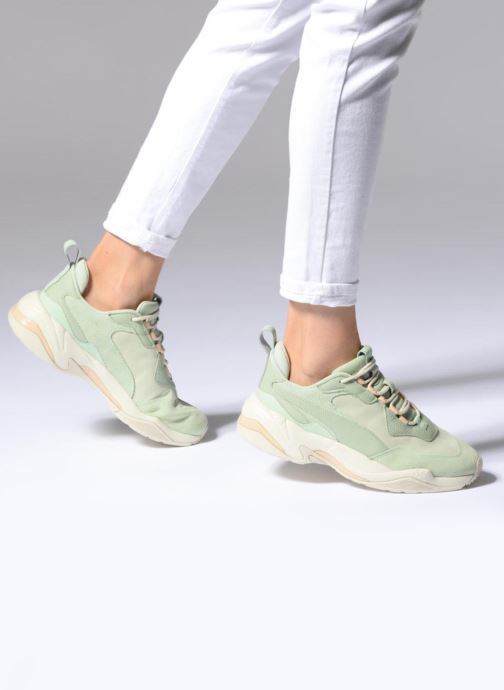 Sneakers Puma Wn Thunder Desert Groen onder