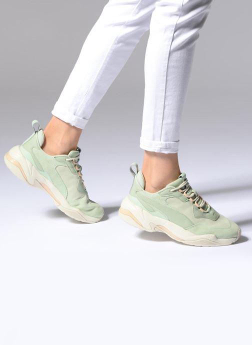 Sneakers Puma Wn Thunder Desert Verde immagine dal basso
