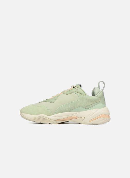 Sneakers Puma Wn Thunder Desert Groen voorkant