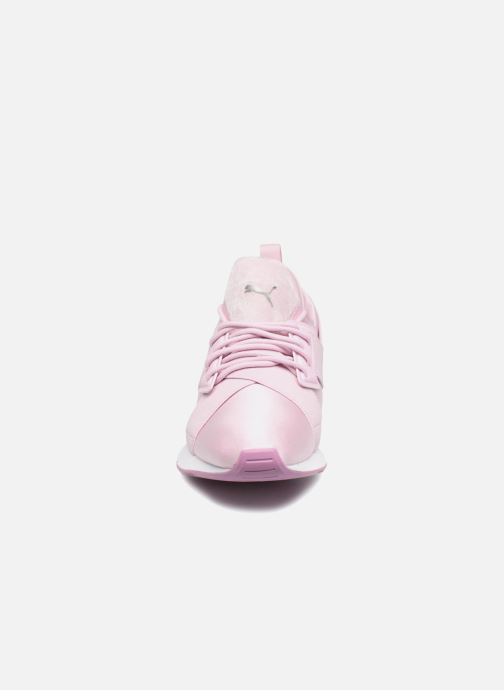Sneakers Puma Wn Muse Satin Ii Paars model