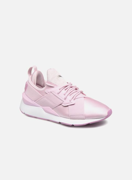 Sneakers Puma Wn Muse Satin Ii Paars detail
