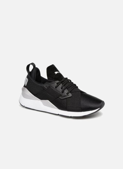 d841081935c Sneakers Puma Wn Muse Satin Ii Sort detaljeret billede af skoene