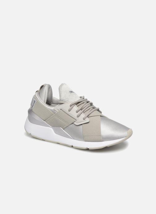 Sneaker Puma Wn Muse Satin Ii grau detaillierte ansicht/modell