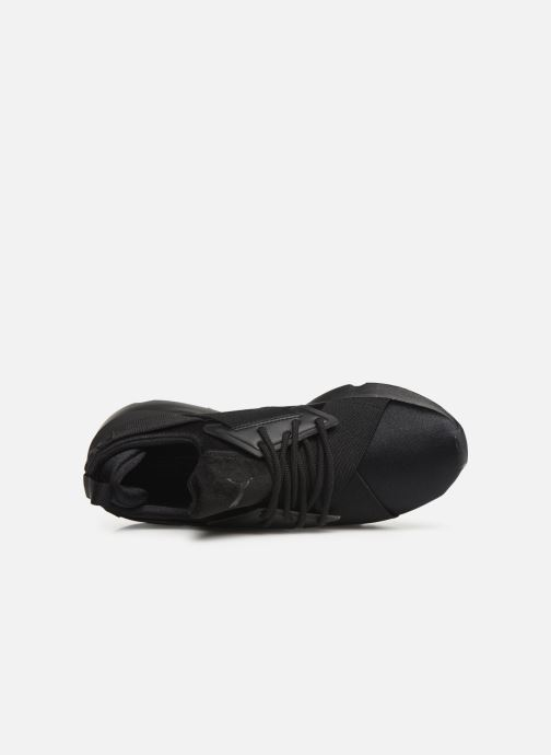 Baskets Black Ii Triple Muse Puma Wn Satin mwOnvN80