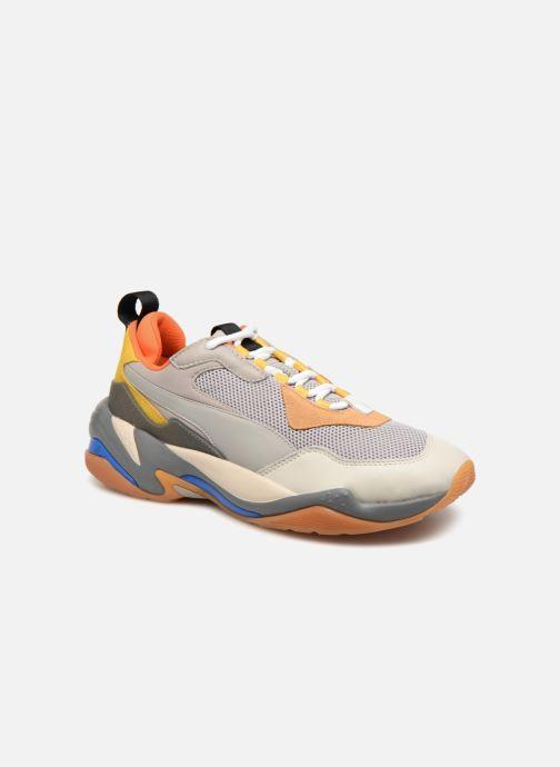 Baskets Puma Thunder Spectra Gris vue détail/paire