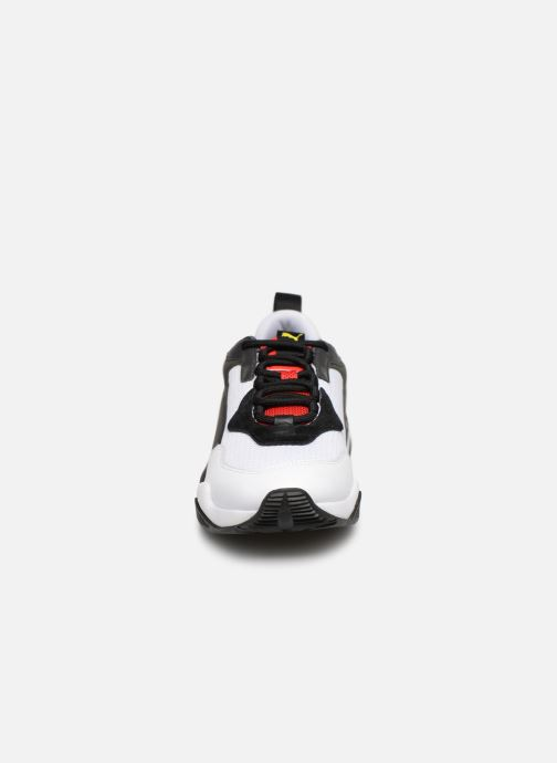 Trainers Puma Thunder Spectra White model view