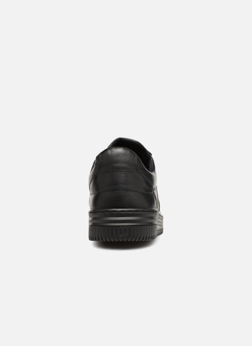 Trainers Redskins Enoss Black view from the right