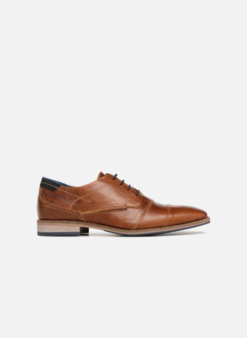 Chaussures à lacets Redskins Delsol Marron vue derrière