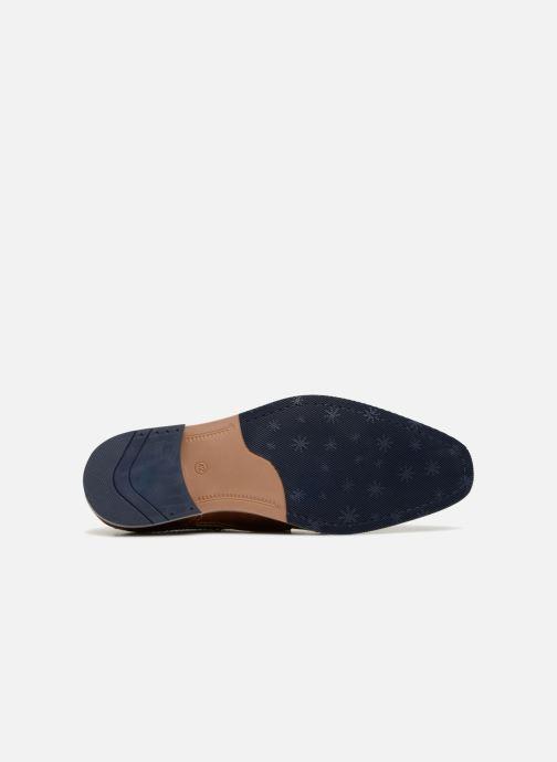 Chaussures à lacets Redskins Delsol Marron vue haut