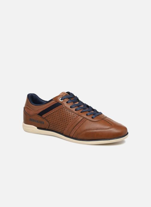 Baskets Redskins Illic Marron vue détail/paire