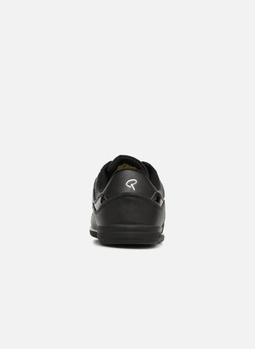 Sneakers Redskins Isali Zwart rechts