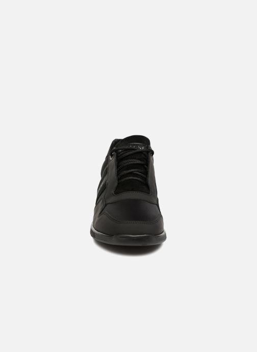 Baskets Redskins Rebilan Noir vue portées chaussures