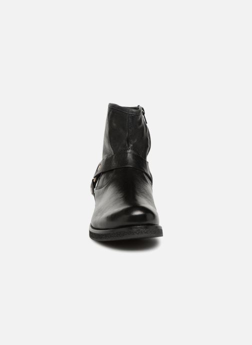 Ankle boots Redskins Arnaud Black model view