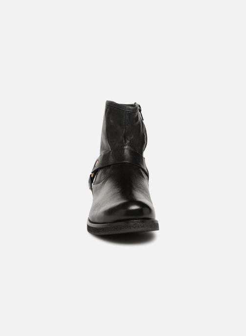 Bottines et boots Redskins Arnaud Noir vue portées chaussures
