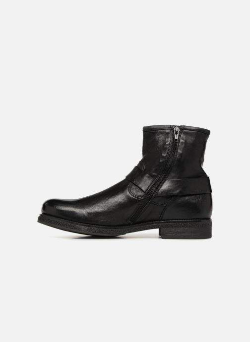 Ankle boots Redskins Arnaud Black front view