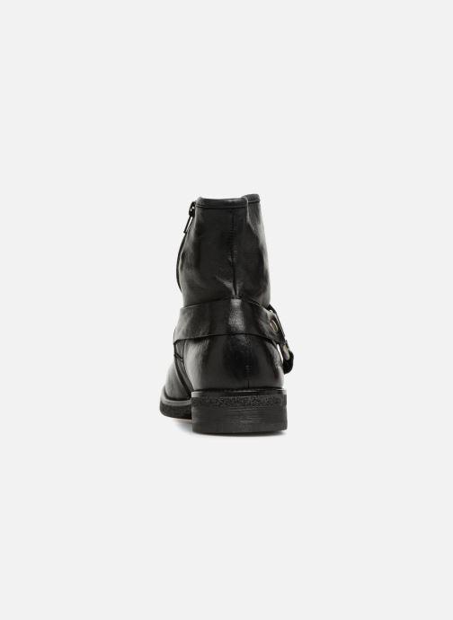 Bottines et boots Redskins Arnaud Noir vue droite