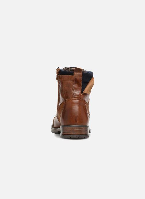 Bottines et boots Redskins Yani Marron vue droite