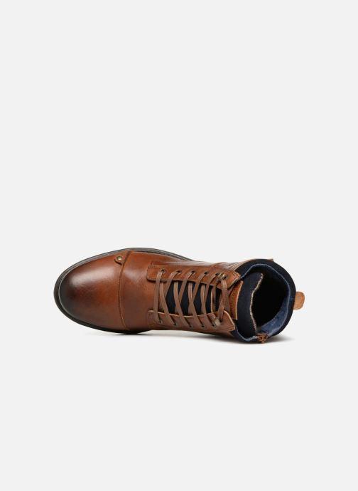 Bottines et boots Redskins Yani Marron vue gauche