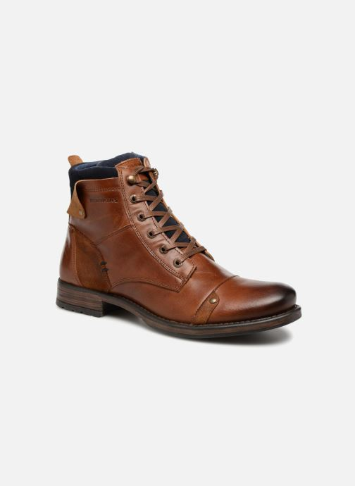 Ankle boots Redskins Yani Brown detailed view/ Pair view