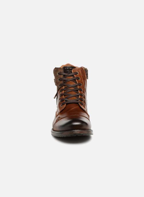 Bottines et boots Redskins Yero Marron vue portées chaussures