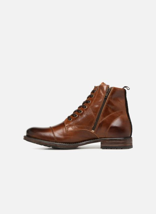 Ankle boots Redskins Yero Brown front view