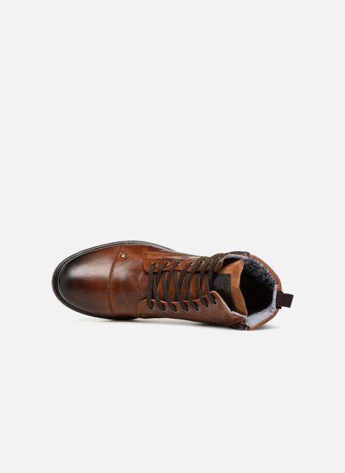 Bottines et boots Redskins Yero Marron vue gauche