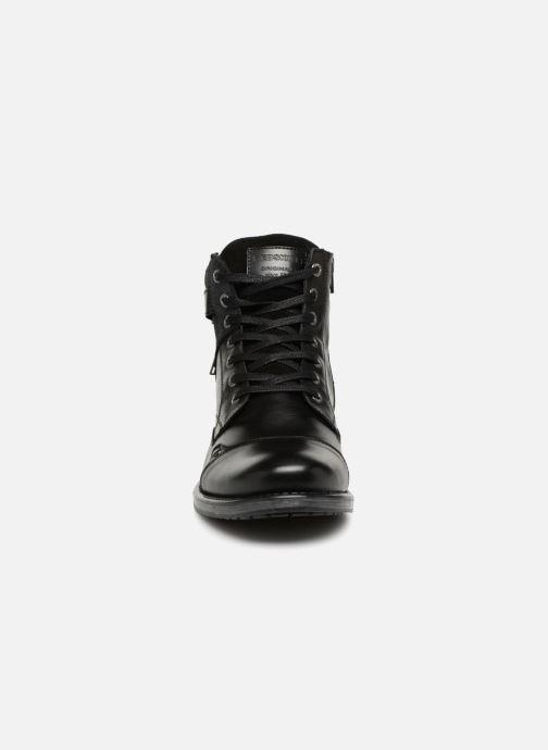 Bottines et boots Redskins Yero Noir vue portées chaussures