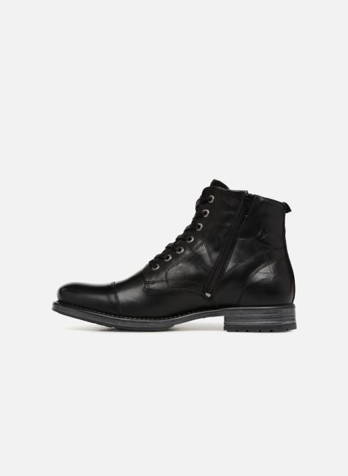 Ankle boots Redskins Yero Black front view