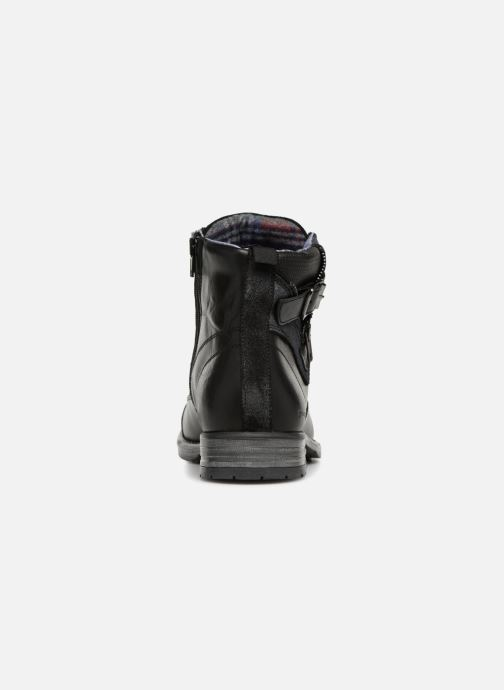 Ankle boots Redskins Yero Black view from the right