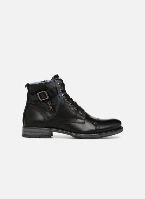 Ankle boots Redskins Yero Black back view