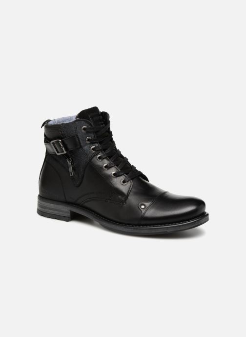 Ankle boots Redskins Yero Black detailed view/ Pair view